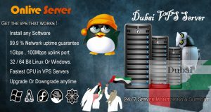 Dubai VPS Hosting Server